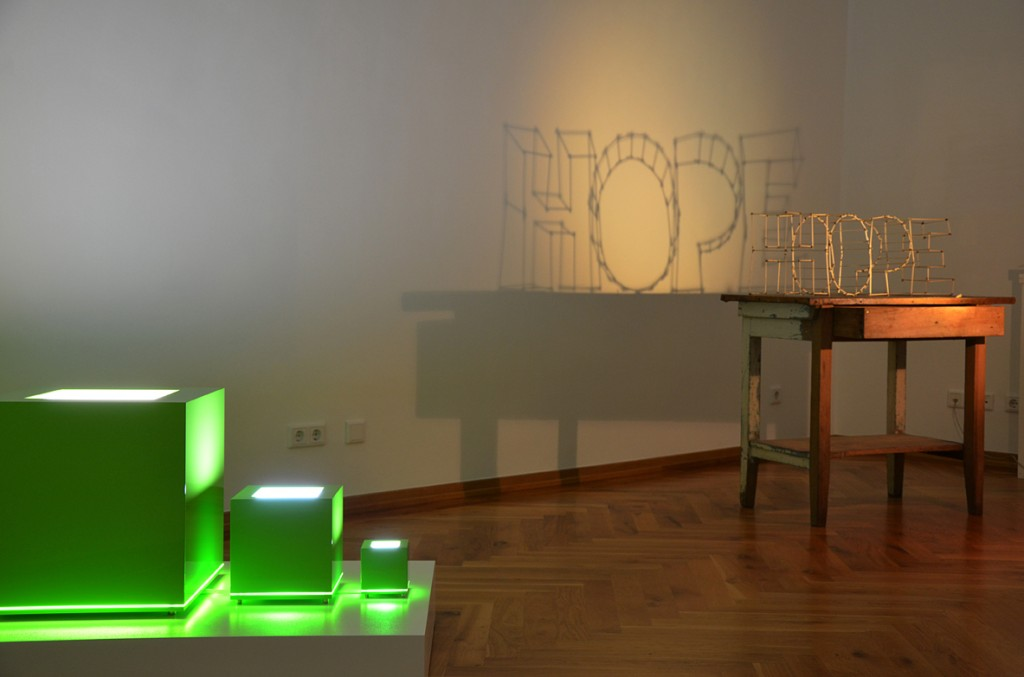 Stefan Bechert Hope Ausstellung2